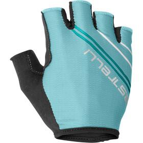 Castelli Dolcissima 2 Gloves Women aruba blue/turquoise/green